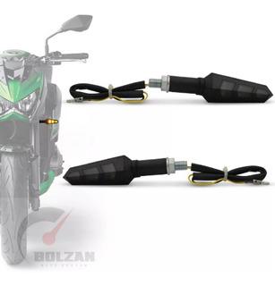 Pisca Esportivo De Led Seta Fumê Honda Cbx 750 Cb 500 Gs 500