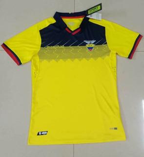 Camisa Oficial Seleção Equador 2019/2020 Tamanho G