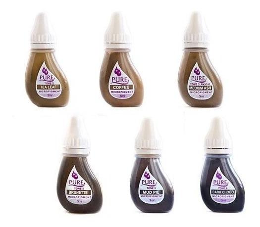Pigmento Biotouch Pure 100%original