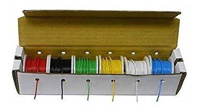 Juego De Cable Trenzado Calibre 22