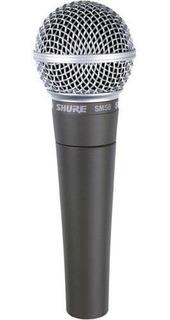 Shure Sm58-lc Microfono Dinamico, Cardioide , 50hz-15khz, Vo