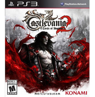 Castlevania Lords Of Shadow 2 Ps3 Español Digital Tenelo Hoy!!
