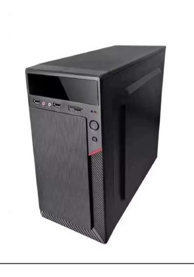 Cpu Desktop Core I3 ,8gb,500 Gb + Wi-fi