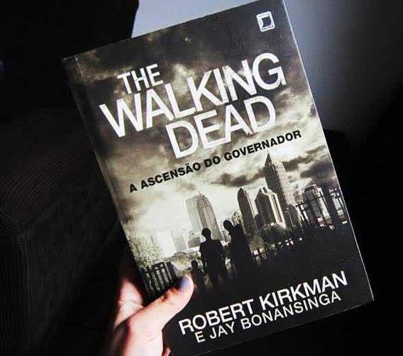 Livro The Walking Dead - A Ascensão Do Governador