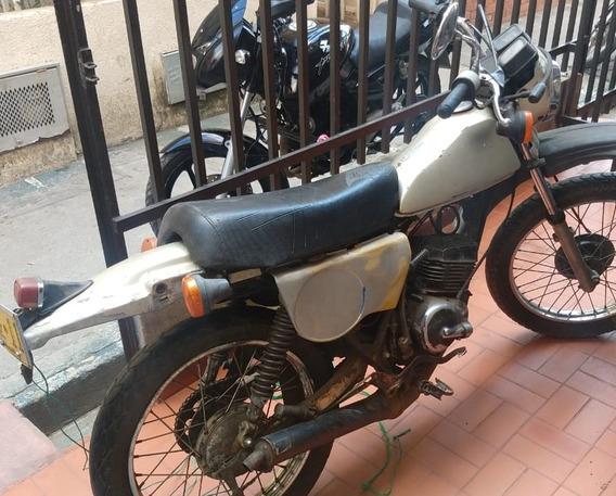 Moto Suzuki Er100 Cross - Modelo 83