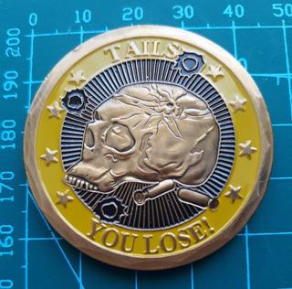 Moneda Militar De La Fortuna