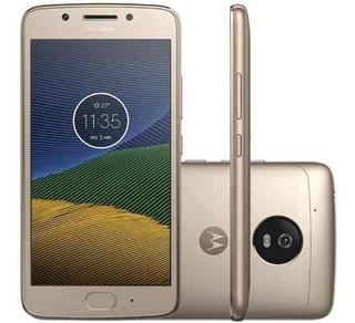 Motorola Moto G5 Xt1676 2 Chip 16gb Tela 5p + Sensor Digital