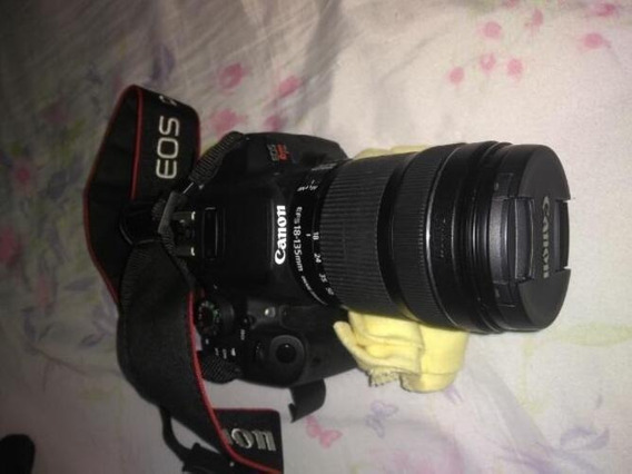 Câmera Eos Canon T5i