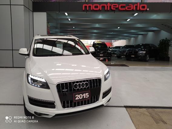 Audi Q7 3.0t 2015 Blanco