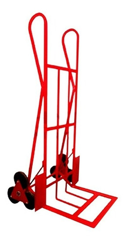 Imagen 1 de 2 de Carro Yegua Sube Escaleras Acero 200 Kilos/ Dec-haus