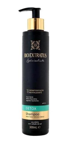 Bio Extratus Spécialiste Detox Shampoo 300ml