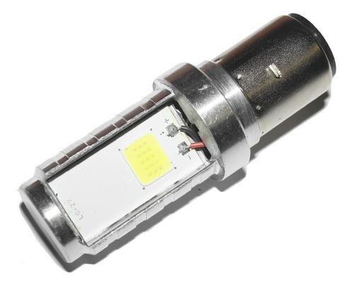 Imagen 1 de 8 de Lampara Led Moto Tipo Bosch 12v. 6/8w