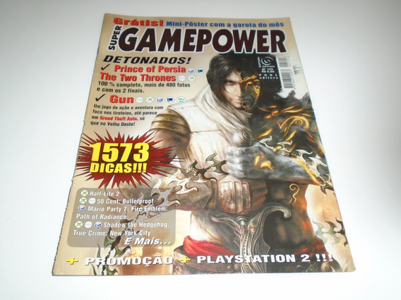 Revista Super Game Power 129