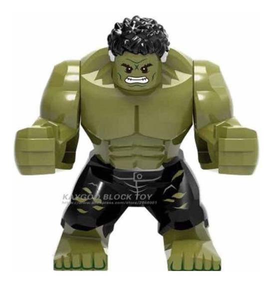 Muñecos Lego Thanos Hulk