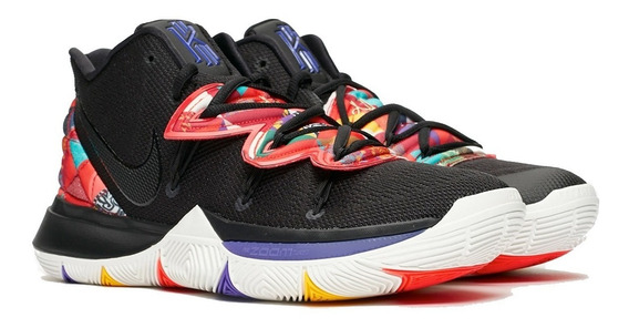 Tênis Nike Kyrie 5 Multicolor Cny Chinese New Year 2019