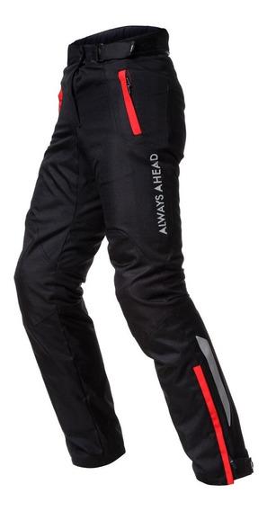 Pantalon Moto Ls2 Chart Mujer