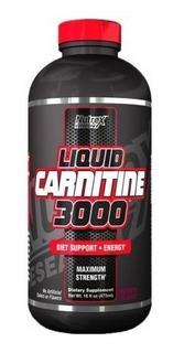 Liquida Carnitina 3000mg Por Toma Carnitina Liquida Nutrex