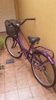 Bicicleta Pioneer Rodado 26 Impecable Poco Uso !!!!