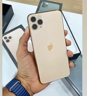Oferta iPhone 11 Pro Max Factory Desbloqueado