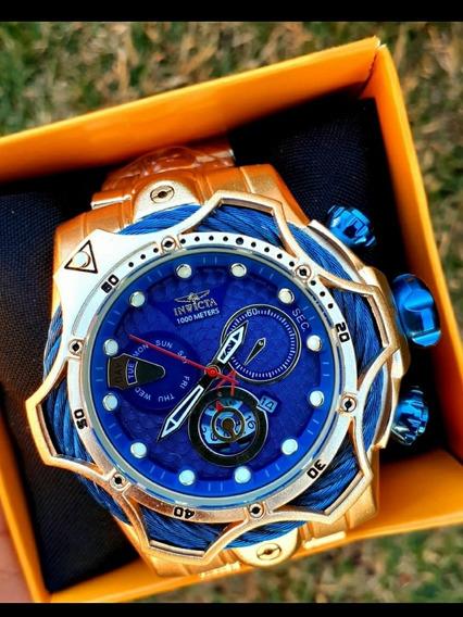 Relógio Invicta Bolt Reserve Dourado