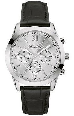 Relógio Bulova Cronograph 96a162