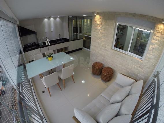 Uau! Maravilhoso Apartamento Próximo A Represa Do Guarapiranga Com Varanda Gourmet! O Melhor Da Regiaão - Ap0607
