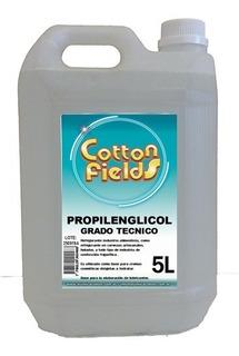 Propilenglicol Técnico X 5 Litros - Apto Refrigeración