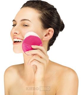 Limpiador Limpieza Facial Masajeador Rostro Recargable Usb