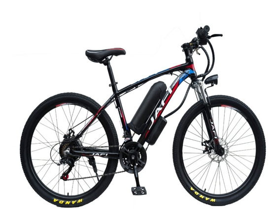 Bicicleta Jafi E-bike Montañera Electrica 250w 21v Aro 26