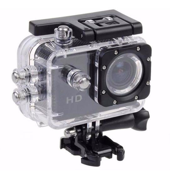 Mini Câmera Filmadora Sports Hd 720p Prova D
