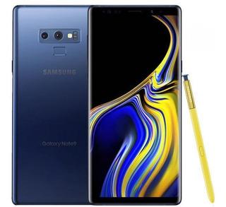 Smartphone Samsung Galaxy Note 9 Tela 6.4 128gb Câmera Dupl