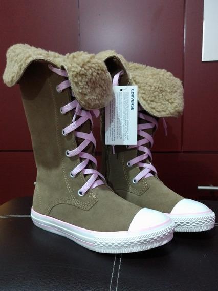 Converse Kids Chuck Taylor Sharon Boot *oferta Nuevas*