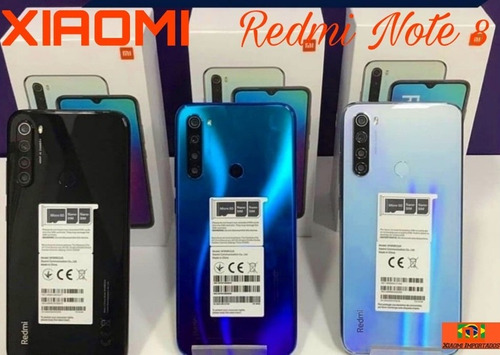 Xiaomi Redmi Note 8 De 64 Gb+4de Ram