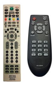 Controle Remoto De Serviço Para Tv Lg + Samsung Kit