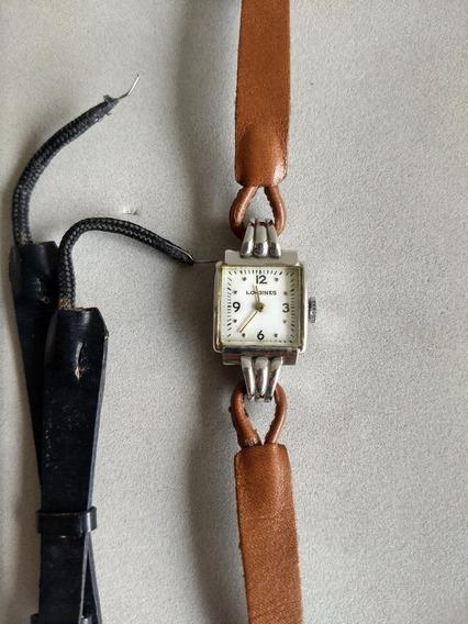 Relógio Longines Vintage Década De 40