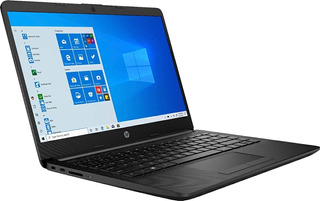 Notebook Hp 14 Amd Athlon 3050u 8gb Ssd 128gb W10 Oferta Hot