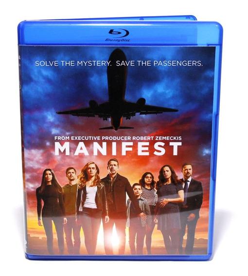 Manifest - Blu-ray Série - 2ª Temporada - Legendado