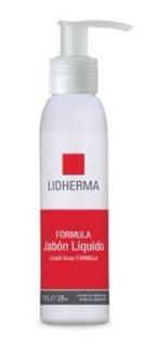 Lidherma Jabon Liquido 180gr Pieles Grasas