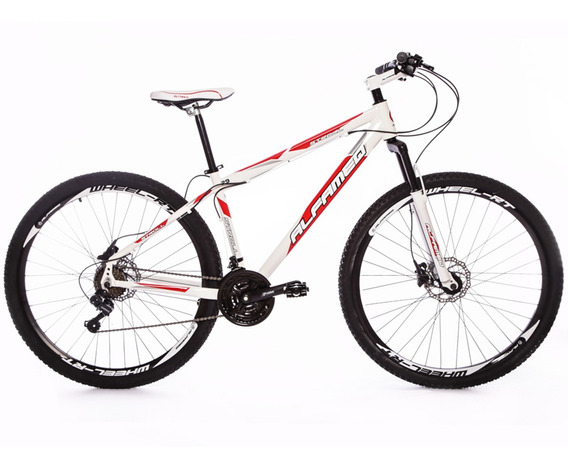 Bicicleta Alfameq Aro 29 Freio A Disco Hidraulico 21 Marchas