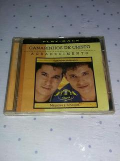 CANARINHOS CRISTO CD AGRADECIMENTO PLAYBACK BAIXAR DE