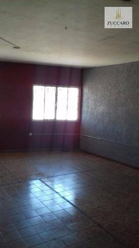 Sala Comercial Para Locação, Jardim Pinhal, Guarulhos - Sa0327. - Sa0327