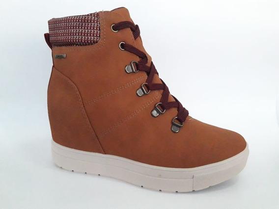 Tênis Sneaker Camurça Dakota