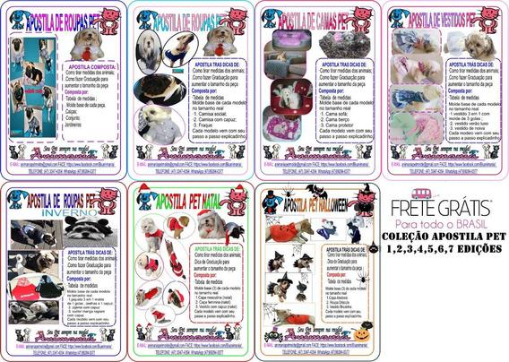 7 Apostilas De Roupas E Camas Pet ,via Link Ou Email Pdf