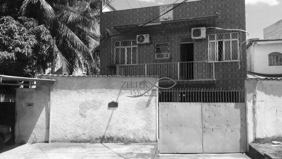 Maravilhosa Casa De Frente Com 268 M² No Iptu - Ca0225
