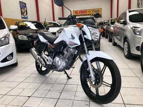 Honda Cg 160 Fan 2018 5.288 Km Kingcar Multimarcas