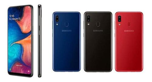 Samsung Galaxy A20 32gb/3ram Nuevos De Fabrica + Garantía