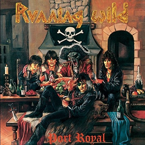 Running Wild Port Royal Deluxe Expanded Edition Importado Cd