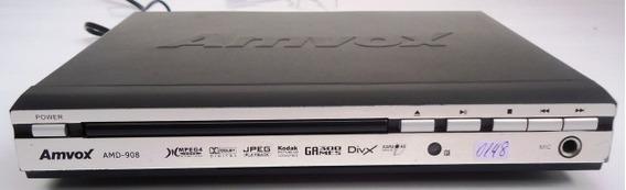 Dvd Player Amvox Amd-98 - Peças (0148)