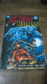 Demolidor E Batman Editora Abril Tipo: Seminovo/usado Edit