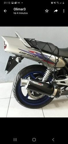 Imagem 1 de 7 de Honda  Cb500